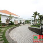Pembangunan villa HM Mardiono