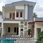 Bangun Rumah Mewah Bersama PT. Emka Architect Group