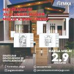 BANGUN BERSAMA EMKA MULIA KASIH HARGA MULIA 2.9JT/METER